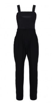 Band of Outsiders  Band of Outsiders S/L Jumpsuit
