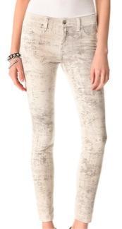 J Brand J Brand 801 Coated Legging Jeans
