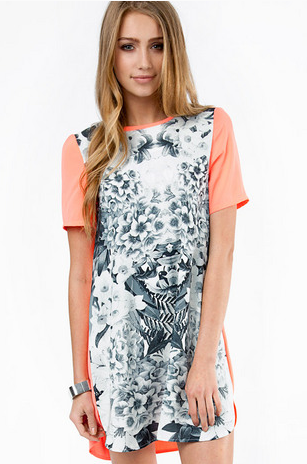 Finders Keepers You Sent Me T-Shirt Dress