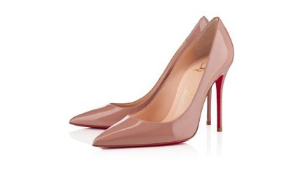 Christian Louboutin  Decollete 554 Heels