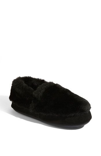 Acorn  Tex Slipper