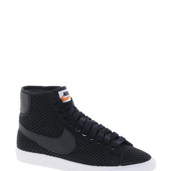 Nike Blazer Mid Mesh High Top Sneakers