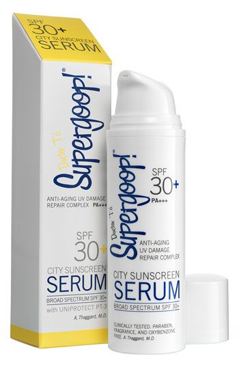 Supergoop City Sunscreen Serum SPF 30