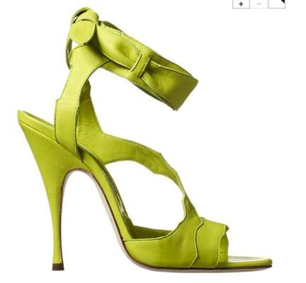 Brian Atwood  Temptation Sandals