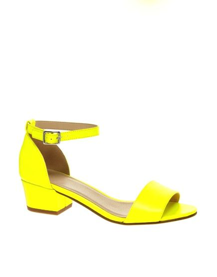 ASOS  Hedley Heeled Sandals