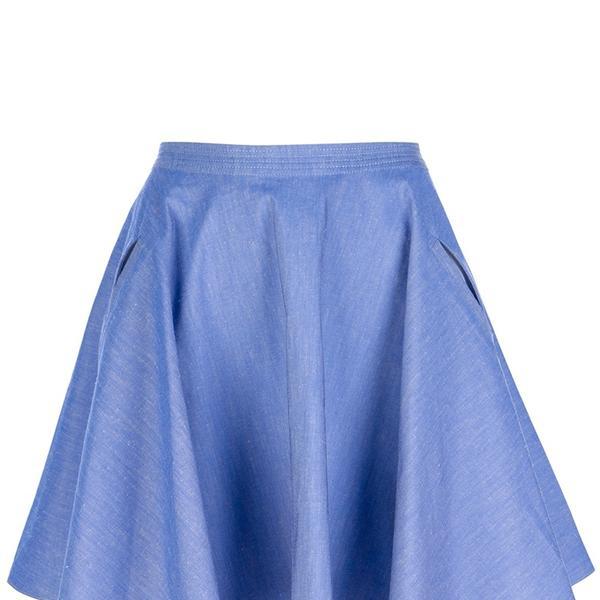 Chalayan  Circle Skirt