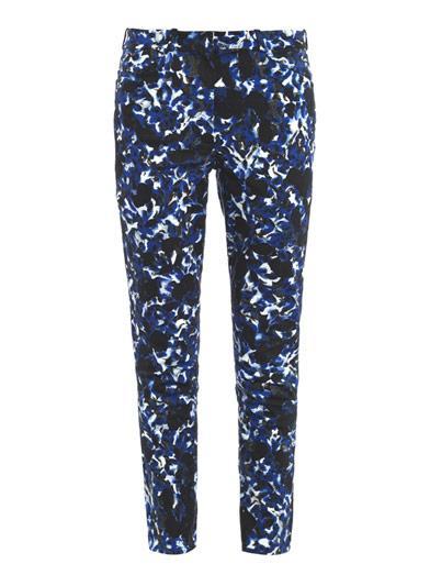 Erdem   Esmeralda Venice Printed Trousers