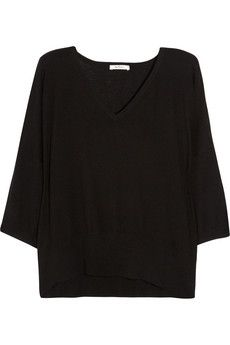 N. Peal  Cashmere Oversized Cashmere Sweater