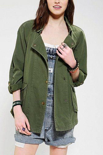 TEXTILE Elizabeth And James  Kelsey Parka