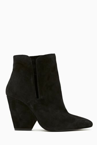 Nasty Gal Barrie Cutout Boot