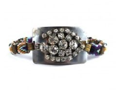 Frieda & Nellie  Frieda & Nellie Hip To The Groove Bracelet
