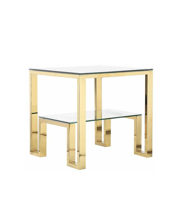 Pangea Home Laurence Side Table