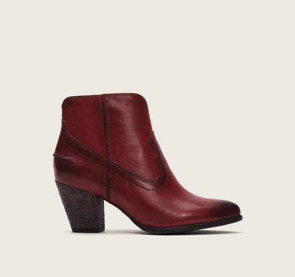 Frye Renee Seam Short Boot