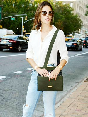 The Denim Brand Alessandra Ambrosio Adores