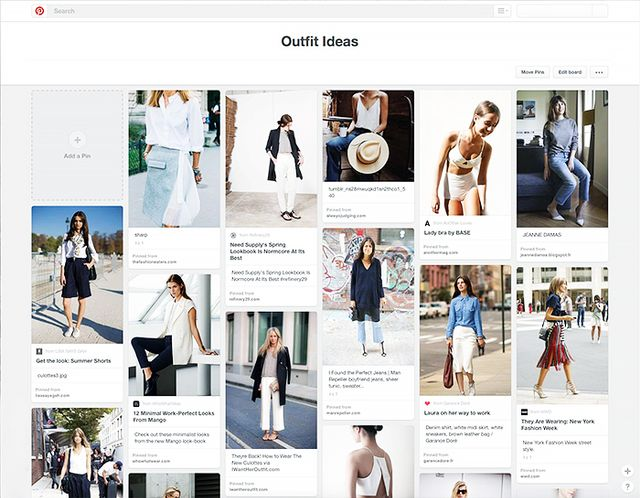 Whether it's a Pinterest board full of seasonal outfit ideas from your favorite street style stars or a physical mood board hung in your closet, if you have a source for ways to keep...