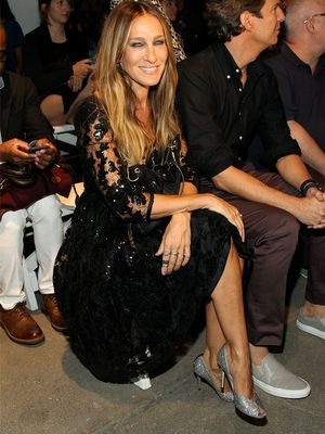 Sarah Jessica Parker's Favourite Shoe Moment on Sex and the City