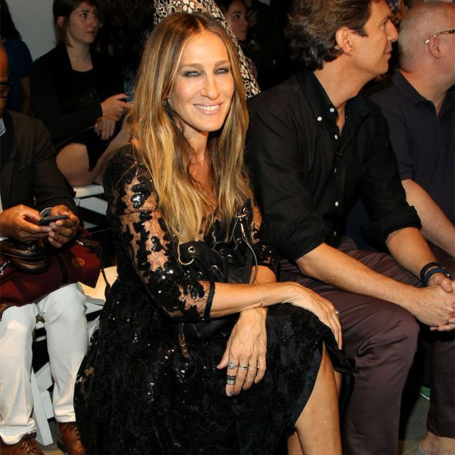 Sarah Jessica Parker's Favorite Shoe Moment on Sex and the City