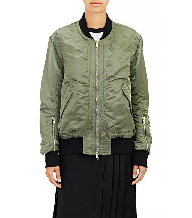 Tim Coppens Tech Bomber Jacket