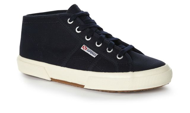 Binx for Superga 2754 Cotu Sneakers in Navy