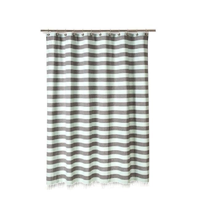 Nate Berkus YD Stripe Shower Curtain