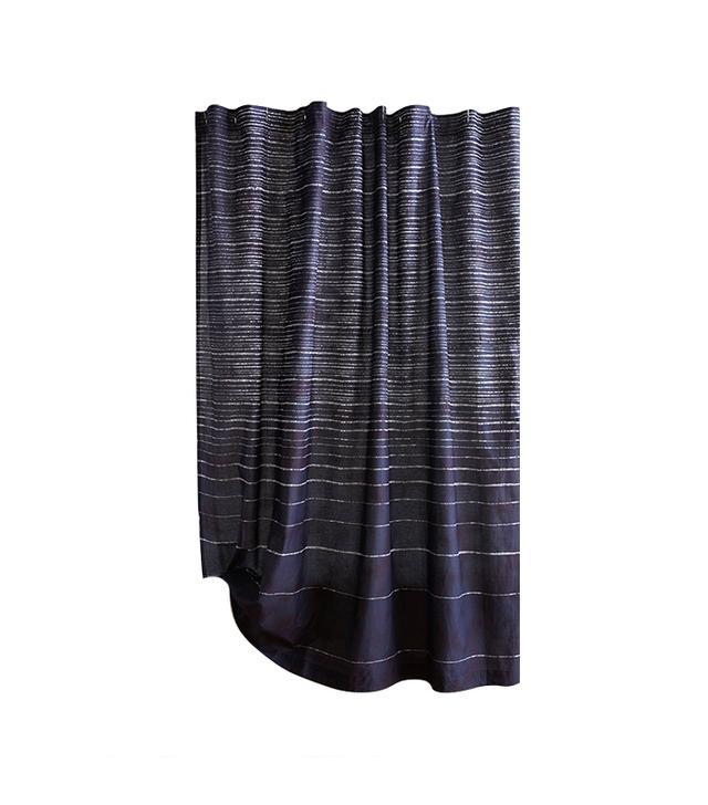 Anthropologie Haro Stripe Shower Curtain