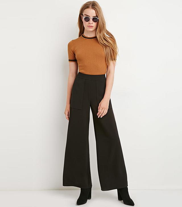 Forever 21 Wide-Leg Pants