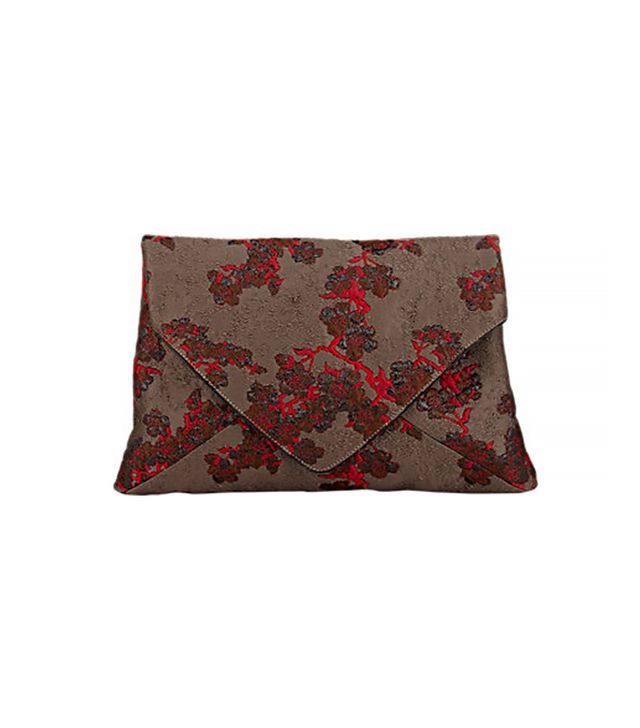 Dries van Noten Envelope Clutch