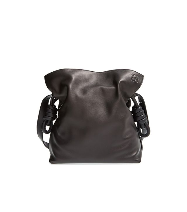 Loewe Small Flamenco Knot Leather Bag