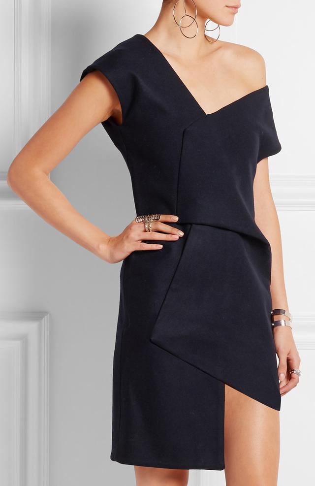 Jacquemus Wool Mini Dress