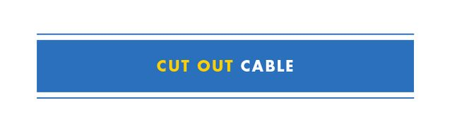 Get rid of your cable plan, and you can save hundreds of dollars. From Netflix to AppleTV to Internet streaming, there are so many different types of television plans to choose from. Find the most...