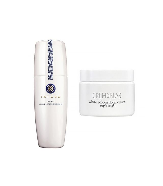 Cremorlab White Bloom Floral Cream