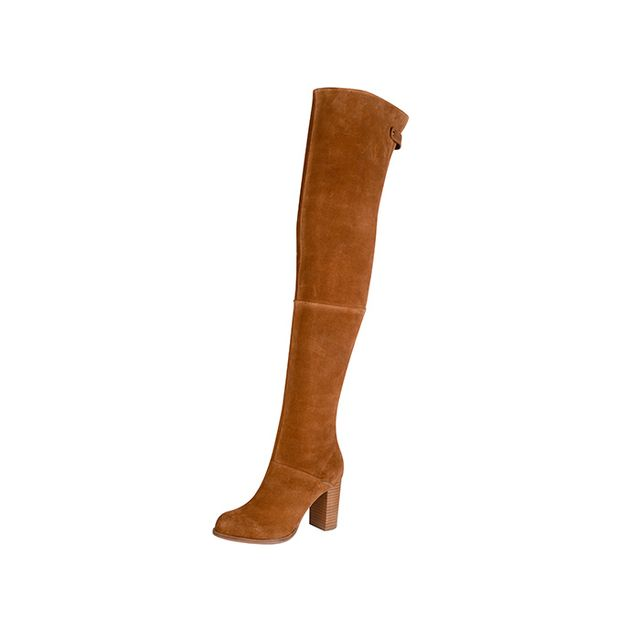 Topshop Buddy Over-the-Knee Boots
