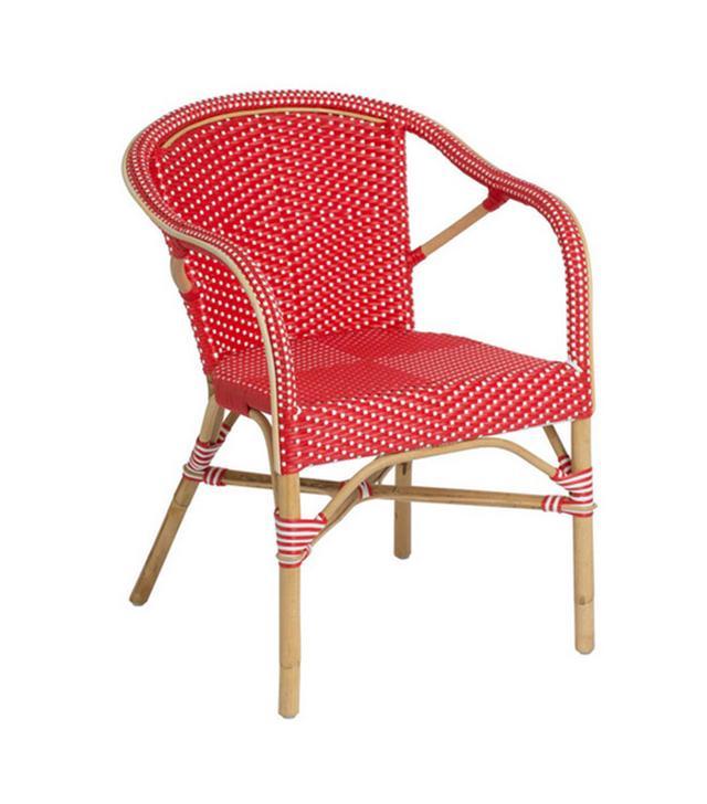 Sika Design Madeleine Bistro Arm Chair