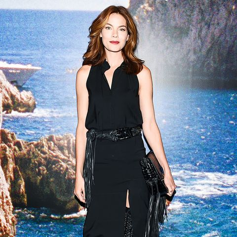 Michelle Monaghan Wearing Black