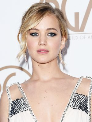 Jennifer Lawrence Is Now Platinum Blond—See the Photo!