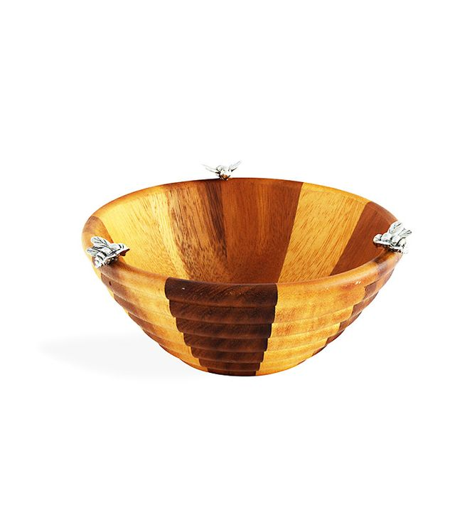 Bliss Home & Design Bee Hive Salad Bowl