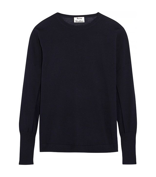 Acne Studios Carel Merino Wool Sweater