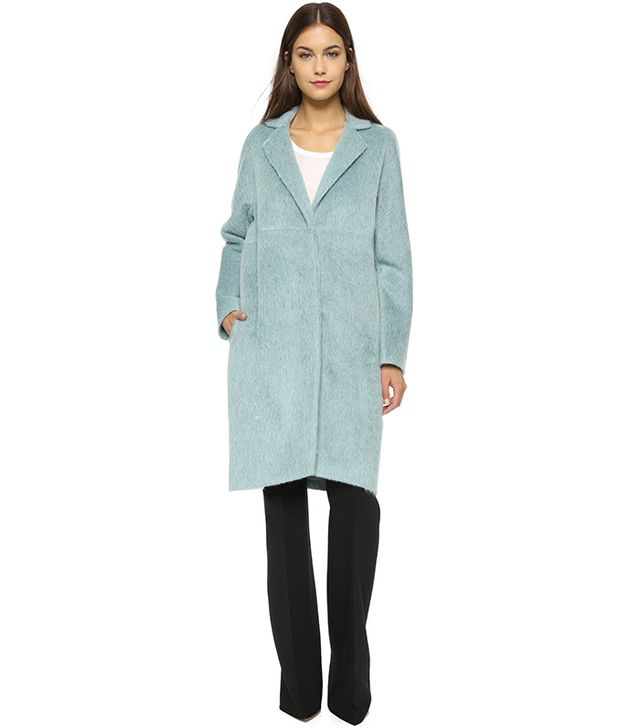 Lela Rose Cocoon Coat