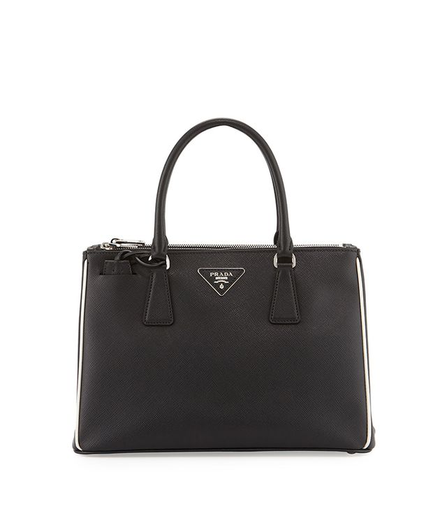 Prada Saffiano Cuir Twin Bag