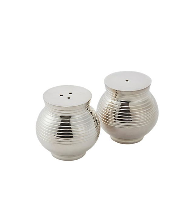 Ercuis Transat Salt and Pepper Shakers
