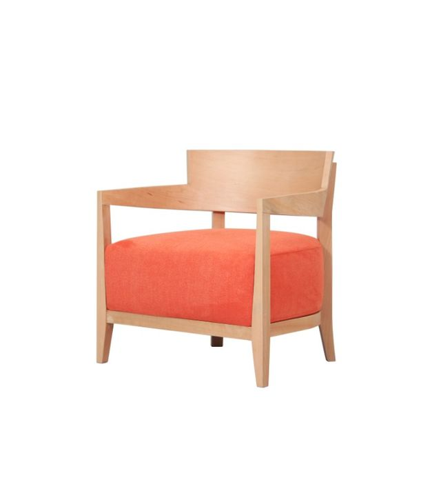 Lulu & Georgia Smith Arm Chair, Orange