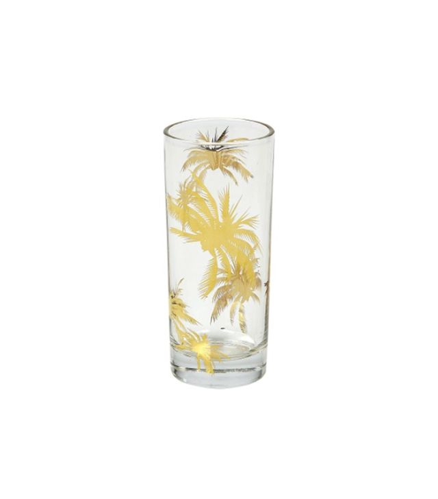 Lulu & Georgia Tinsley Mortimer Palm Tree Highball