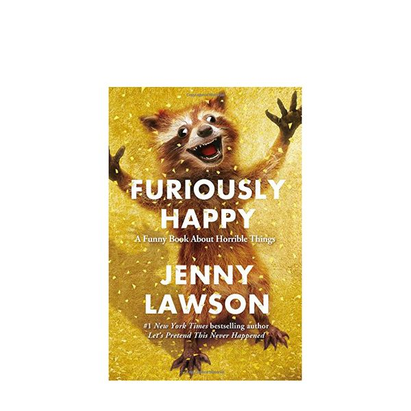 Jenny Lawson Furiously Happy