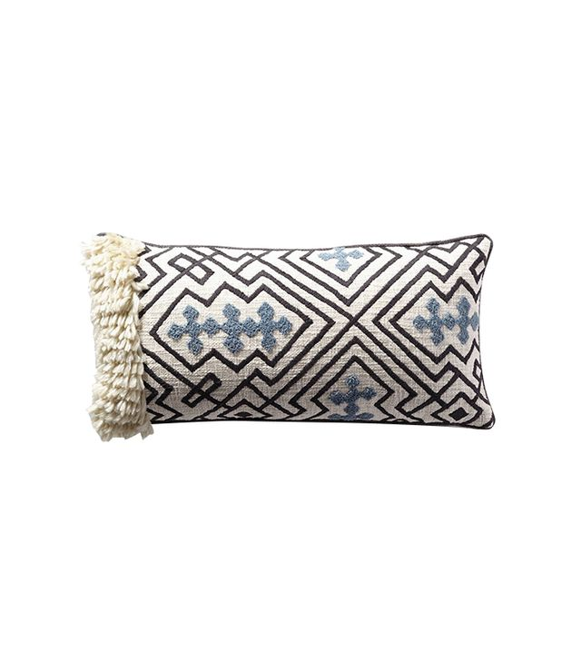 Anthropologie Tufted Ariany Pillow