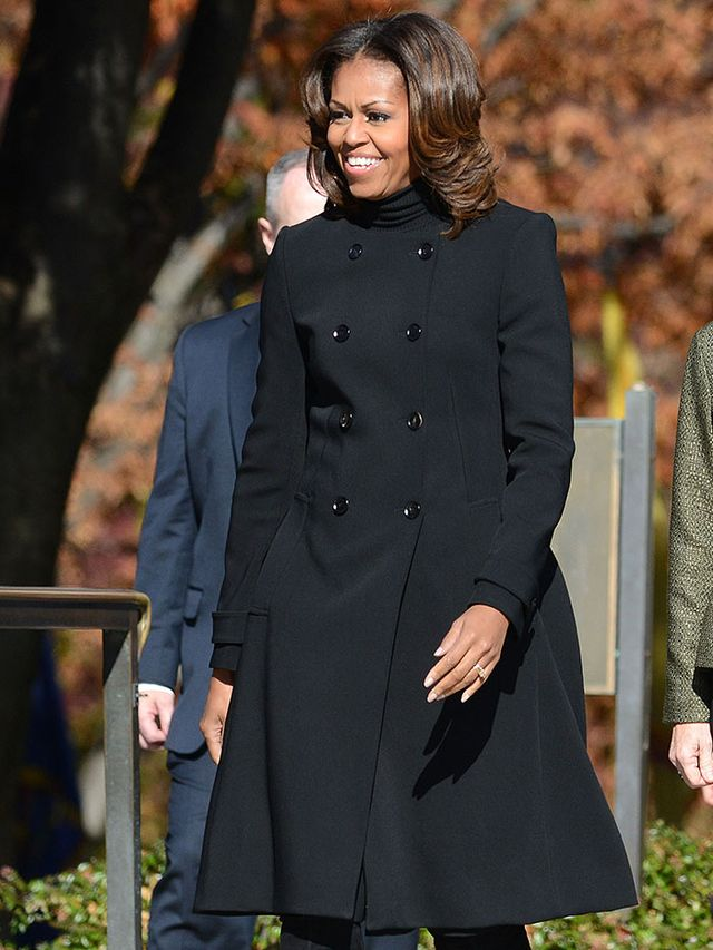 Michelle Obama's dress at State of the Union draws raves - CNN