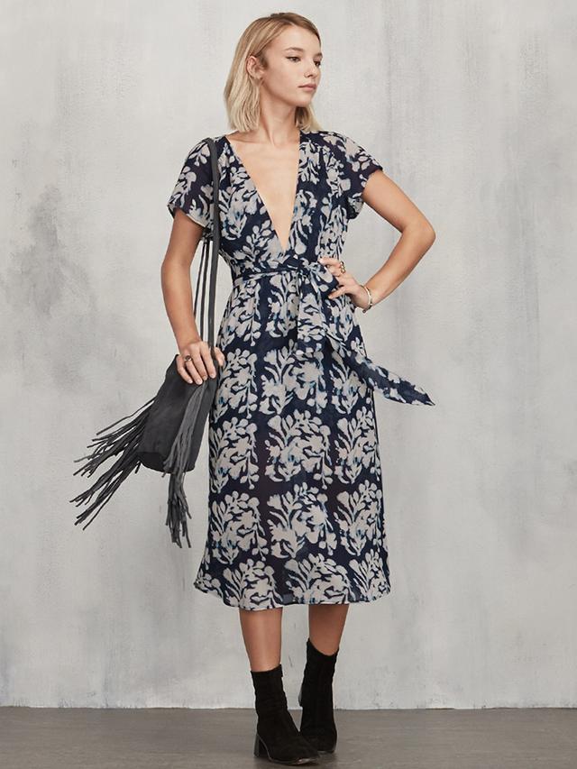 Reformation Petites Thalia Dress