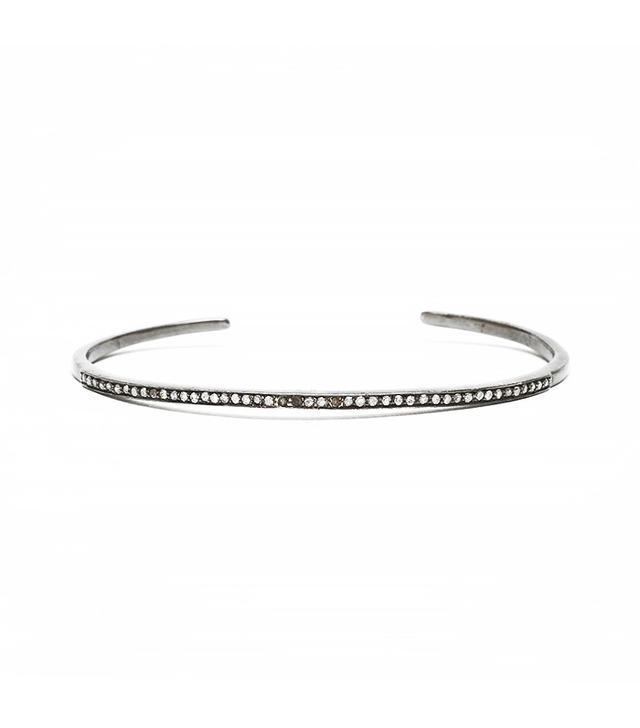 Adorina Mercer Linear Cuff Bracelet