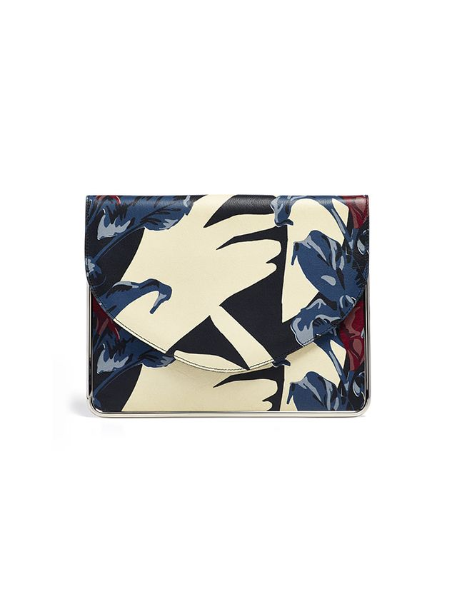 Carven Surreal Clutch