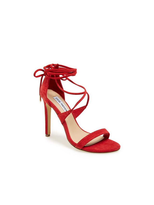 Steve Madden Presidnt Lace-Up Sandals