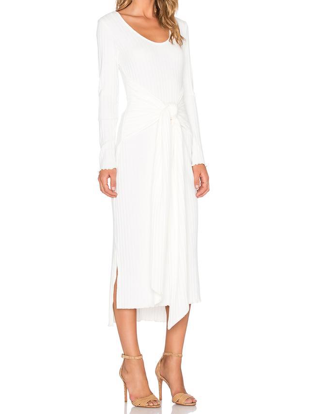 Otis & Maclain Parker Long-Sleeve Dress